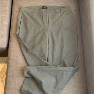 Dark Gray Talbots pants